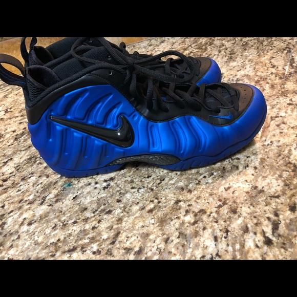 35d3c315f28 Nike Air Foamposite Pro HYPER Cobalt